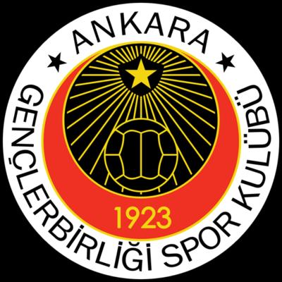 Logo Klub Sepakbola Gençlerbirliği PNG