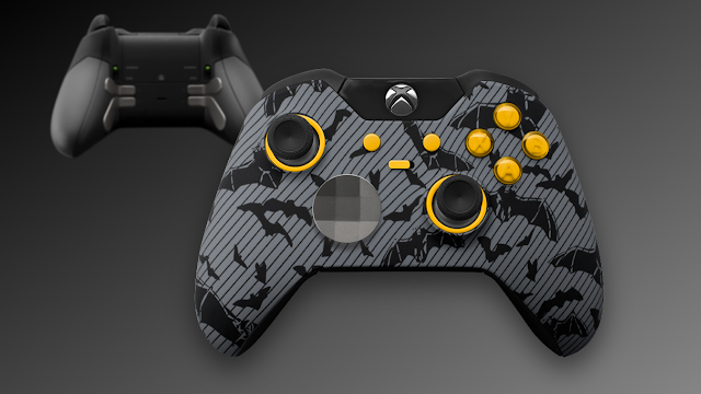 scuf elite collection xbox one controller hardware review chalgyr 39 s game room. Black Bedroom Furniture Sets. Home Design Ideas