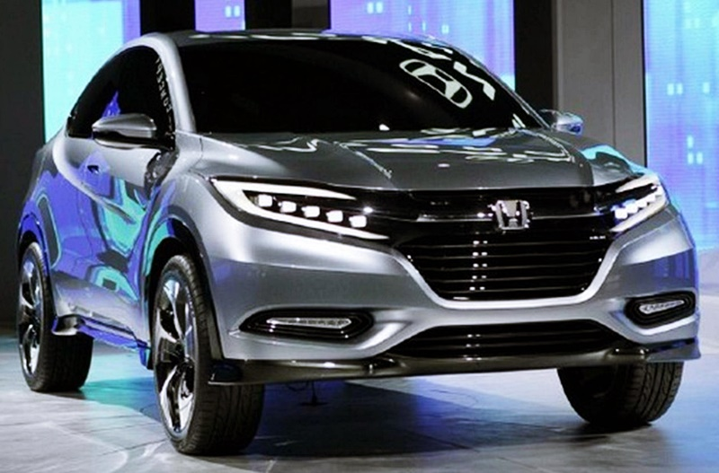 2019 honda hrv model concept for 2019 honda hrv