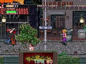 Double Dragon 3 The Dragon Stone free action PC game