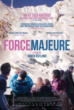 POSTER | Force Majeure (2014)