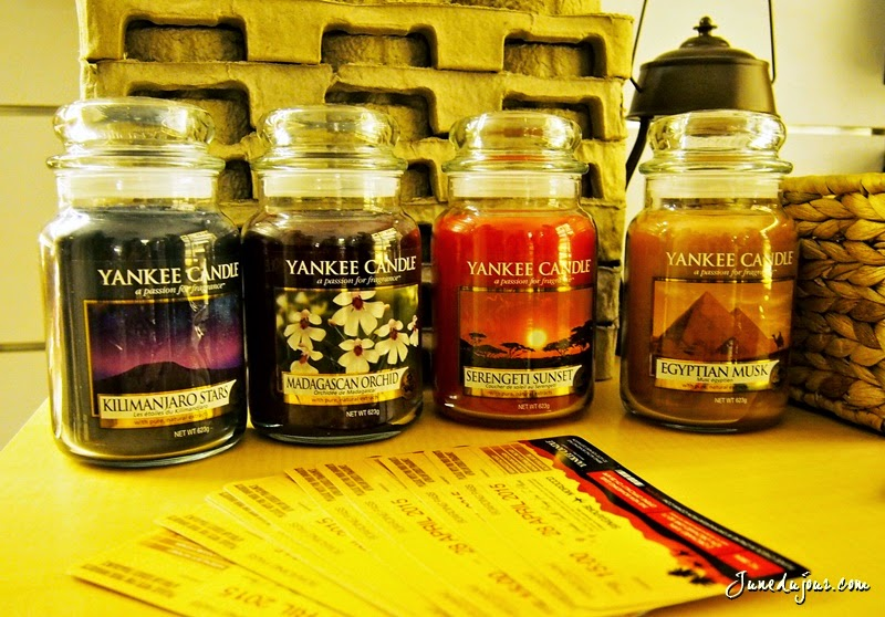 Launch of Yankee Candle @ ION Orchard Link & Summer 2015