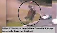 En Feci En Kötü Ölümlü Formüla ve Motor yarışları Kazaları Video İzle