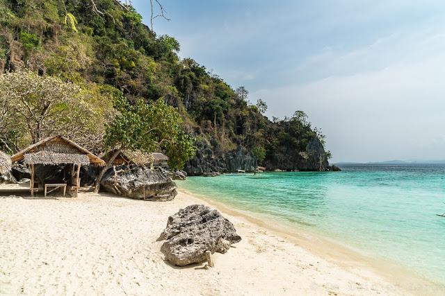 Banol beach-Coron-Philippines