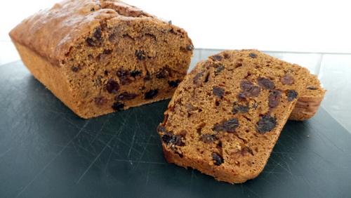Geoff's Baking Blog: Sticky Malt Loaf