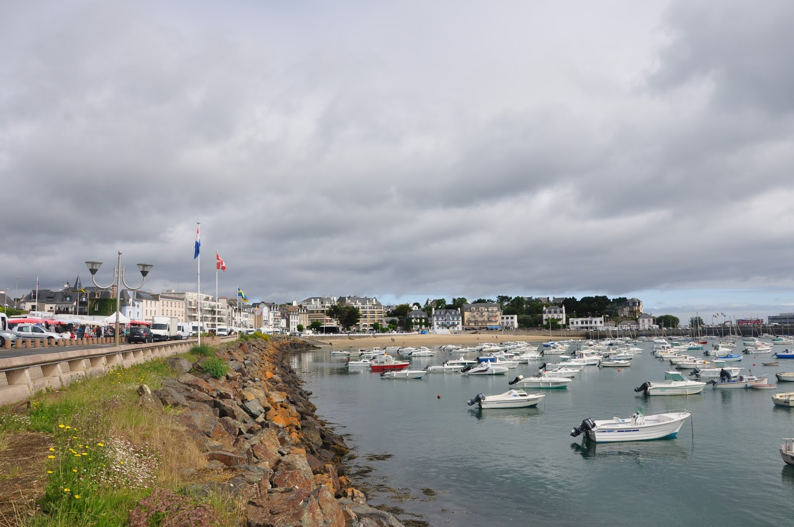 Mes bords de mers binic plouha port de gwin zegal 27 - Port de saint quay portrieux ...