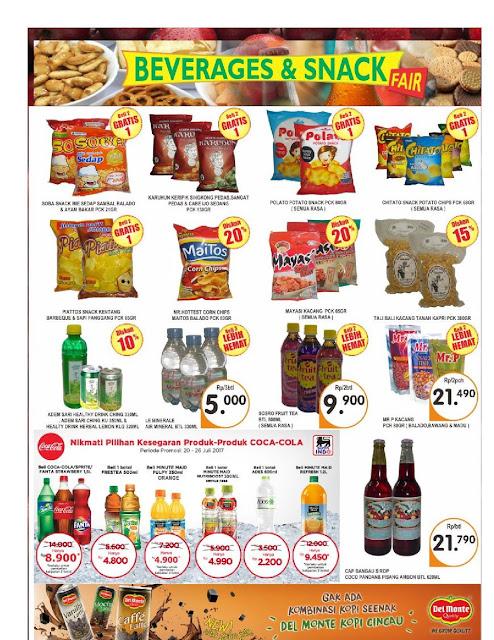Katalog Brosur Super Indo Jabodetabek dan Palembang Edisi 20 Juli sampai 26 Juli 2017