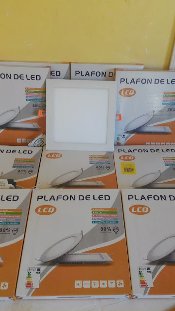 Plafon LED 18W