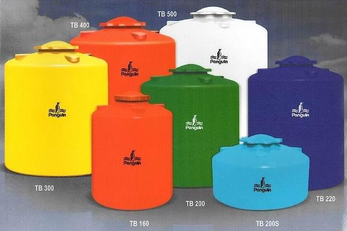 Harga Toren Tangki Air Penguin Stainless 500 Liter