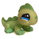 Littlest Pet Shop 3-pack Scenery Iguana (#850) Pet