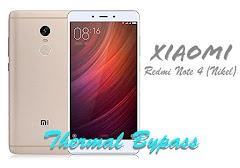 Mengatasi Lag Xiaomi Redmi Note 4 / 4X MTK (Nikel) Thermal Bypass & Tweak