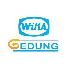 Logo PT Wijaya Karya Bangunan Gedung