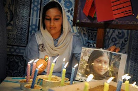 American Homeland Security News: Pakistan ( Young girl