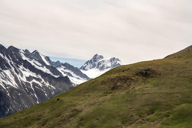 Wandern in Osttirol  Oberseitsee St. Jakob Defereggental 06