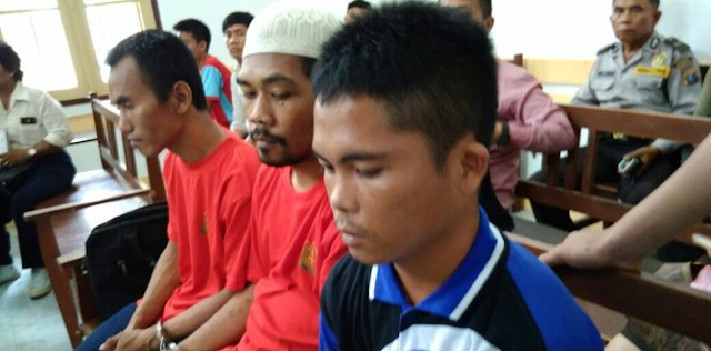 Wiranto Banjarnahor, Penghina Nabi Muhammad SAW di Facebook, Dipenjara 1 tahun 4 bulan