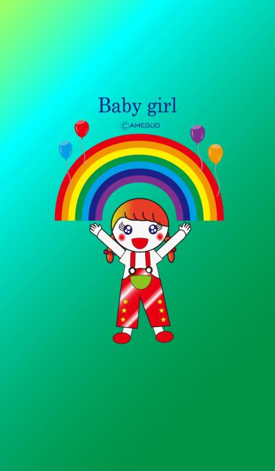 娃娃妹-彩虹篇