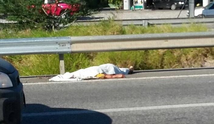Homem-morre-atropelado-durante-travessia-na-BR-116