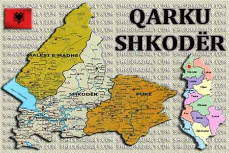 QARKU I SHKODRES /fa-map-marker/