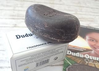 [Beauty] Dudu-Osun Schwarze Seife naturrein
