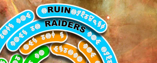 Ruin Raiders July - Cancelled