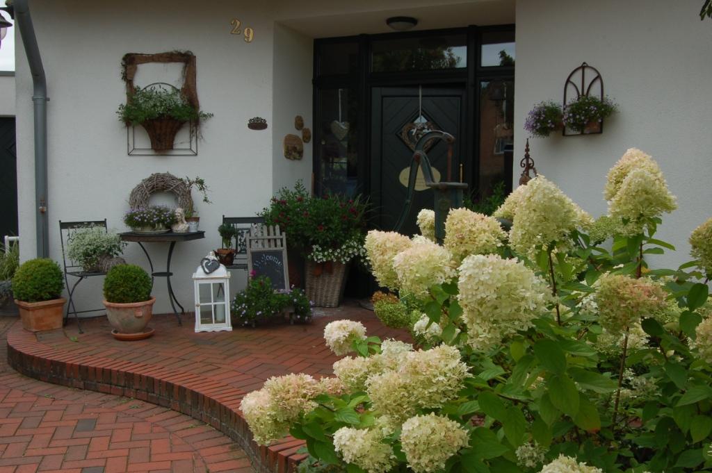 Gartengl ck irene allein zuhaus - Dekoration hauseingang ...