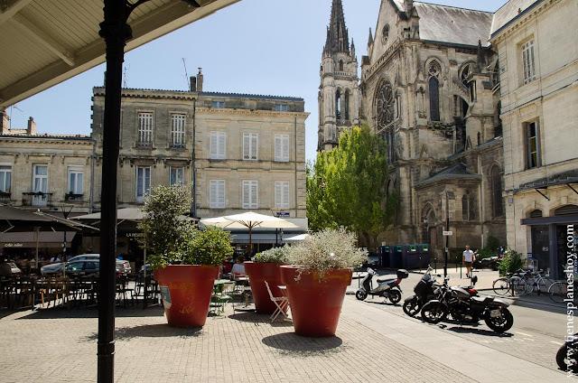 Chartrons Burdeos Bordeaux viaje que ver Francia