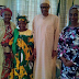 Wife and mother of Vice president Osinbajo pay a visit to President Buhari and his wife