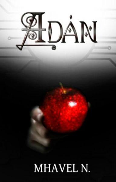 Portada del libro Adán de Mhavel Naveda