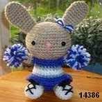 patron gratis conejo amigurumi, free amigurumi pattern rabbit