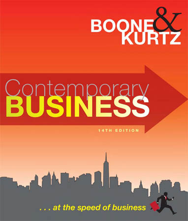 BUSINESS EDITION CONTEMPORARY 14TH BOONE AND KURTZ