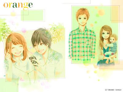 Takano Ichigo - Orange