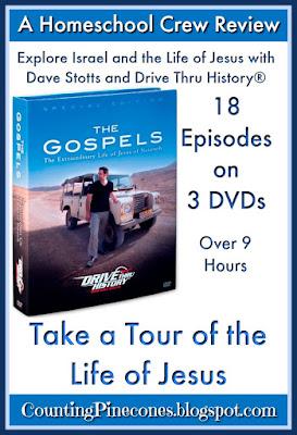 #hsreviews #drivethruhistory #thegospels