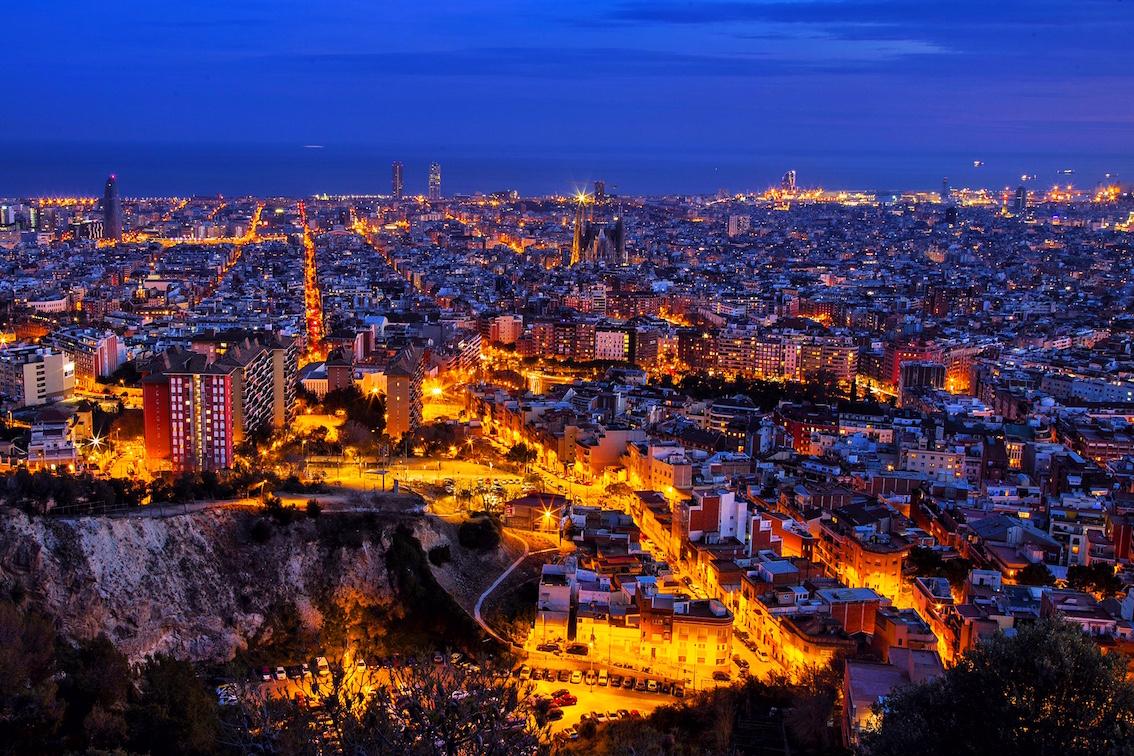 Hotel W Barcelona - Timelapse Sunset - Ricardo Bofill Taller de ...