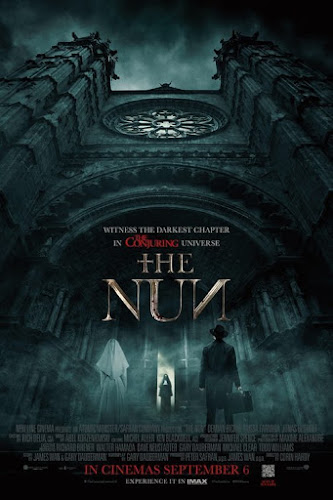 The Nun (BRRip 1080p Dual Latino / Ingles) (2018)