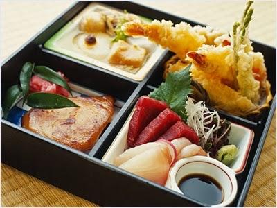 เบนโตะ - ข้าวกล่องญี่ปุ่น