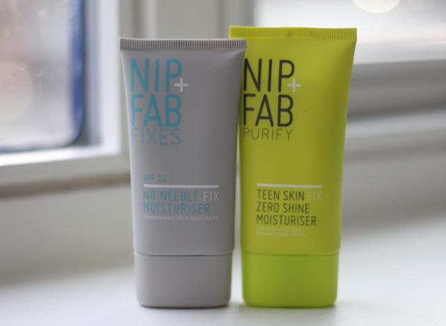 nip+fab moisturiser review