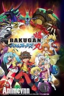 Chiến Binh Bakugan 2 - Bakugan Battle Brawlers SS2 2013 Poster