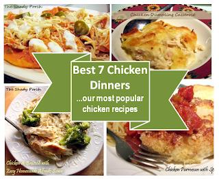 Best 7 Chicken Dinners