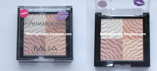 MUA Shimmer Kisses