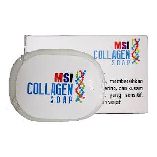 Harga Sabun Collagen MSI Semua Kemasan All Varian Lengkap