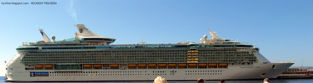 INDEPENDENCE OF THE SEAS NO FUNCHAL