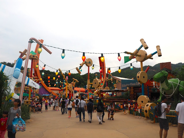 Toy Story Land | Disneyland Hong Kong