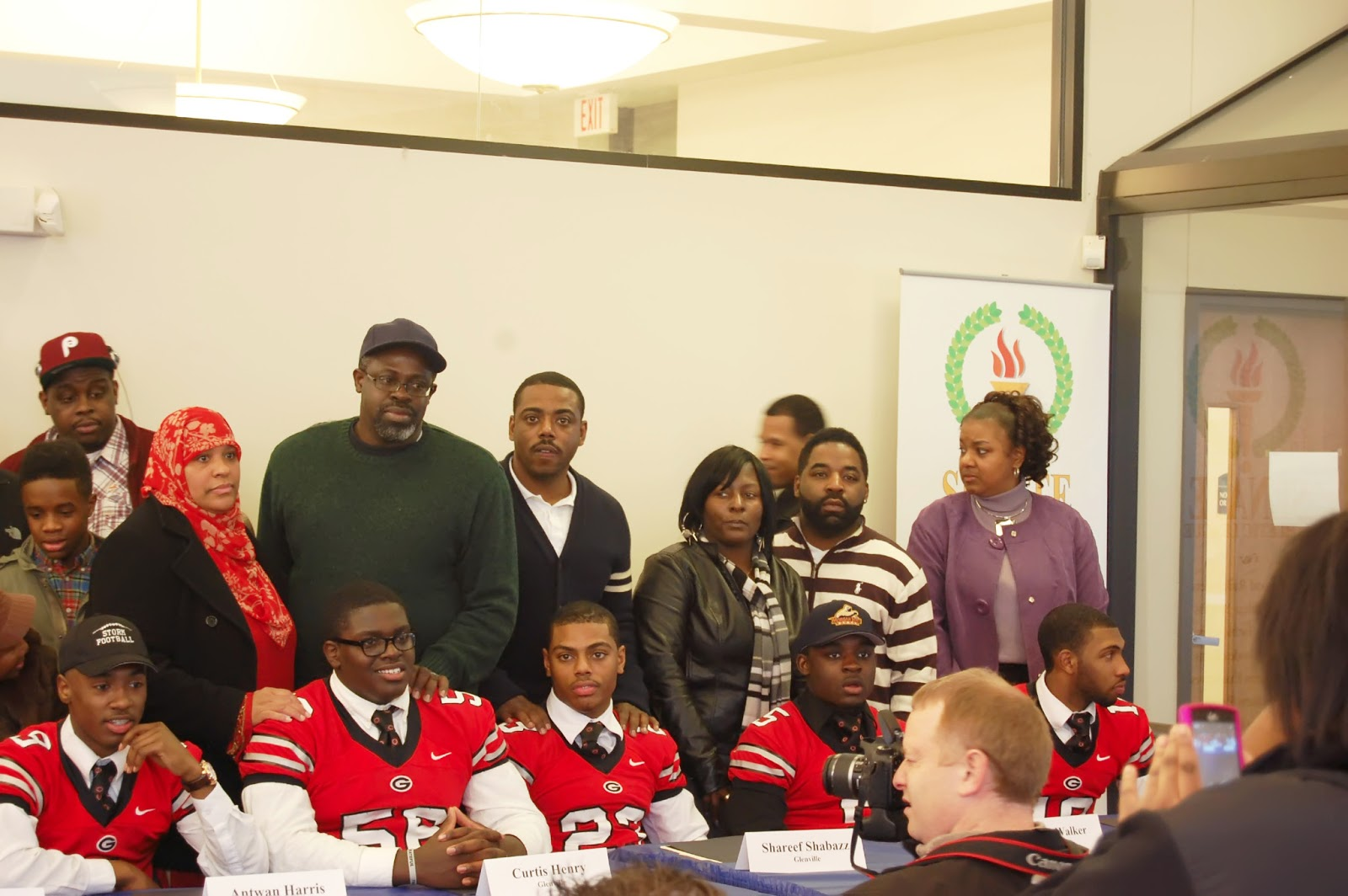 national letter of intent signing day the courage to be different the ginn academy 23751 | 49ERS 051