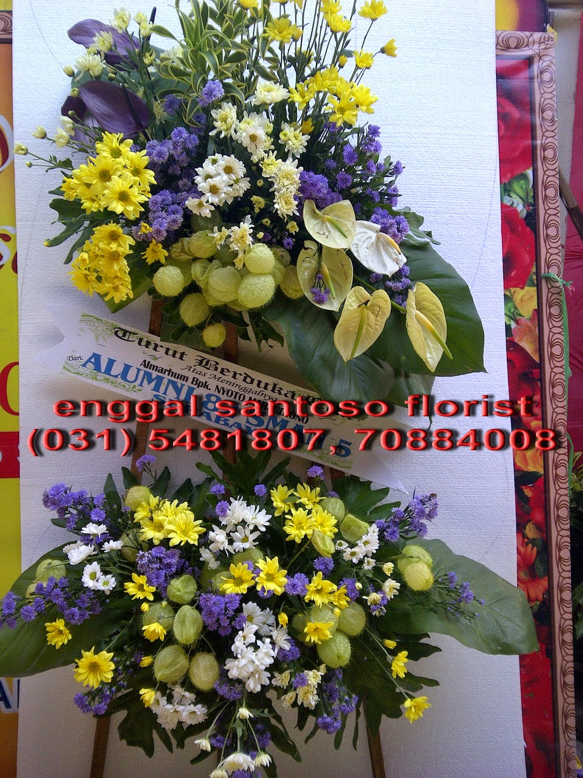 toko bunga gresik murah