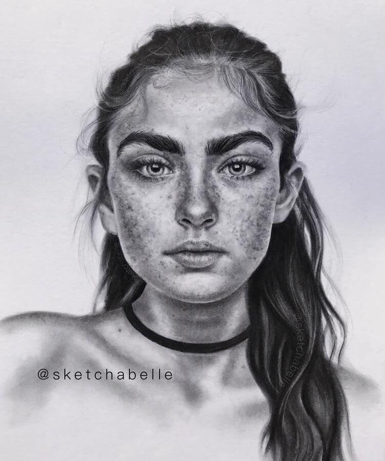 01-Annabel-Portrait-Drawings-www-designstack-co