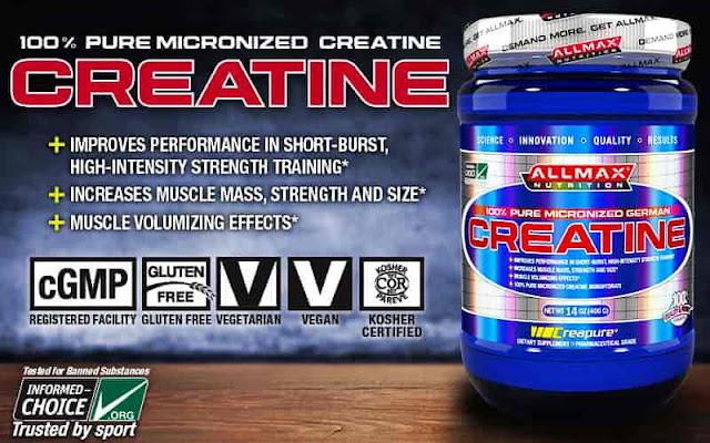 5 من أفضل منتجات الكيرياتين لكمال الأجسام (لبناء العضلات)