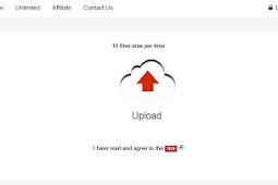 Cara Mendapatkan Uang dengan Upload File di Userscloud