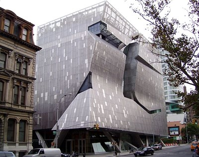 07. Cooper Union, New York, New York, Amerika