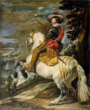 El Conde Duque de Olivares - Velázquez