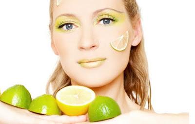 Scrub Lemon Solusi untuk Memutihkan Kulit Wajah